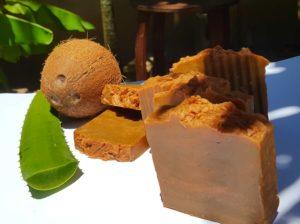 Homemade Coconut Aloe Vera Soap Recipe Cold Process